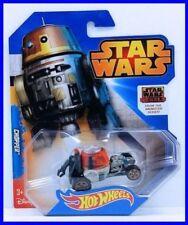 Artículos de automodelismo y aeromodelismo Hot Wheels de escala 1:64, Star Wars