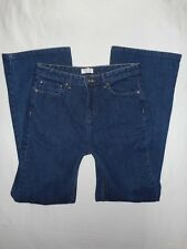 CHRISTOPHER AND BANKS JEANS  SIZE 6  29X31 STRETCH FLARE WOMENS DENIM