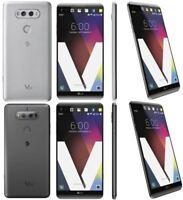 LG V20 H910 AT&T + GSM UNLOCKED SILVER GRAY 4G LTE 64GB 16MP 4GB RAM SMARTPHONE