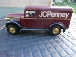 YJCO8.-1937 GMC DELIVERY VAN'--JCPENNEY' /GOOD CONDITION/UNBOXED
