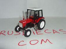 "MTZ-82 RedBlackWhite  Russian tractor ""Belarus"" 1/43 scale model. Nowelty!"