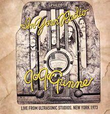 Jo Jo Gunne - On Your Radio: Live from Ultrasonic Studios, New York 1973  CD NEW