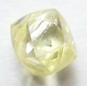 1.82 Karat Einzigartig Gemmy Uncut Raw Grobem Diamant