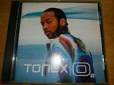 TONEX  -----   O2   ---   RARE INDIE R&B CD ALBUM