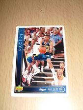 CARTE CARD Upper Deck 93-94 Reggie Miller Pacers NBA