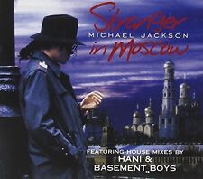 Michael Jackson Stranger in Moscow-CD1 (1996, #6633522) [Maxi-CD]