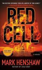 NEW Red Cell: A Novel (a Jonathan Burke/Kyra Stryker Thriller) by Mark Henshaw
