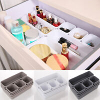 8x Storage Organizer Box Drawer Make Up Brush Holder Storage Pot Jewellery Cover