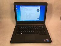 Dell Latitude 3340 Laptop / i3 1.7GHz / 4GB / 250GB / Webcam / HDMI / Complete