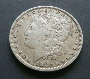USA 1 Dollar 1880   Morgan Silber