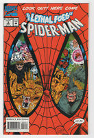 Lethal Foes of Spider-Man #3 (Nov 1993, Marvel) Doc Octopus Fingeroth Pollard