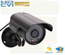 1080P HD 2MP HD-CVI Outdoor Bullet CCTV Security CVI DVR Camera IR Night Vision