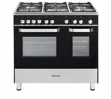Kenwood CK 405 G Gas Range Cooker Black