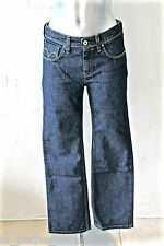 carino jeans LEVI'S 627 A SIGARETTA SI ADATTA taglia W28 L30 (38-40) QUASI NUOVO