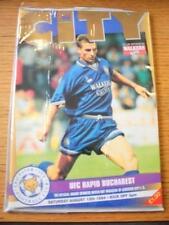 13/08/1994 Leicester City V RAPID BUCAREST Friendly []. nessun difetti evidenti, UNLe