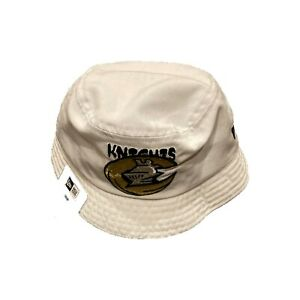 NWT NEW Charlotte Knights New Era KIDS Bucket Hat Cap