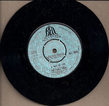 "The Family Dogg A Way Of Life   UK 45 7"" single +Throw It Away"