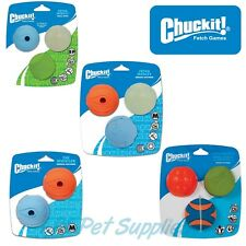 Chuckit Ball value multi packs Durable Throw Fetch Interactive Toy