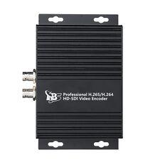 TBS2600V1 HD SDI Video Encoder H.265 H.264  Video Converter For IPTV Live TV