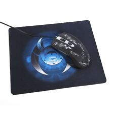 Smooth Sliding Gaming Mouse Mat PC Pad Long Large Anti-slip Cloth Pads 200x240mm