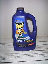 Raid Max Bug Barrier Trigger, Refill, 64 fl. oz. NEW
