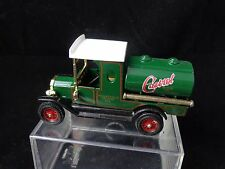 MODELS OF YESTERYEAR Y-3 1912 FORD MODEL T TANKER CASTROL MOTOR OIL