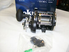BRAND NEW Okuma Convector LEVEL WIND Trolling Reel # CV-30L 3BB ( 4.0:1 Ratio )