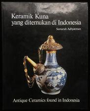 Antique Ceramics Indonesia Origins Uses Pottery Art Religous Sulawesi Ceremonial