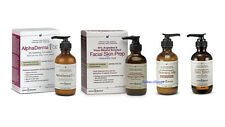 Alpha Derma CE, Skin Prep, Cleansing Milk,Toner + GIFT!