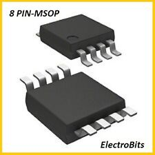 5 X STCN75DS2E 8-Pin MSOP Digital temperature sensor (5PCS)