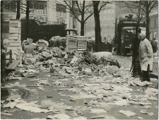 Photo de Presse Argentique Paris 1957