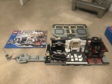 Lego Star Wars Cloud City (10123) With Instructions NO MINIFIGS
