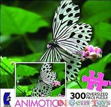 Buterfly Animated Motion Puzzle Lenticular Jigsaw Puzzle 300 Pieces