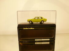 QSP TOYOTA COROLLA KE30 - YELLOW 1:43 - EXCELLENT IN BOX (70/100)