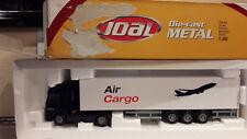 Camion Joal MB actros 1840. 1/50 furgon trailer Air Cargo