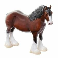 John Beswick JBH44 Clydesdale Horse Figurine
