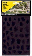 Woodland Scenics C1232 Terrain System Boulders Rock Mold