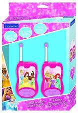 Lexibook TW12DP Disney Princess Pair of fun Walkie Talkies Original /Brand New