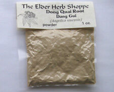 Dong Quai Root (Dang Gui) Powder 1 oz. - The Elder Herb Shoppe