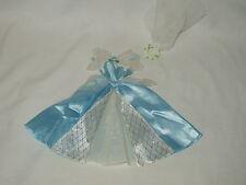BARBIE label CINDERELLA Princess ballroom GOWN dress w/ tiara