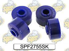 SuperPro FOR HOLDEN COMMODORE VY-VZ VX SWAY BAR LINK BUSH KIT SPF2755SK