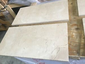 Marble Tiles, Honed Brushed Floor and Wall Natural Stone, Limestone, Travertine