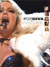 Pop Diva Japan Photo Book 2004 Britney Spears Hilary Duff Avril Lavigne Beyonce