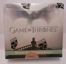 Rittenhouse: 2015 Game of Thrones Season 5 Factory Sealed 24 Pack Box