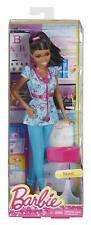 2013 BARBIE CAREERS NURSE A/A African American Doll - BDT39 BRAND NEW & NRFB!!