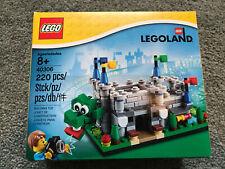 Lego 40306 - Legoland Castle 2018 NEW And Sealed