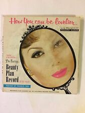 """How You Can Be Lovelier: Du Barry Beauty Plan (Normal-To-Dry Skin) 45 rpm 7"""""""