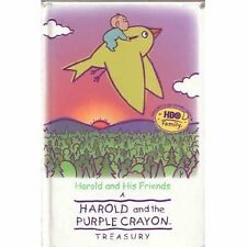 Harold and the Purple Crayon Treasury (4 books in