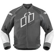 Giacche grigi per motociclista protezione rimovibile