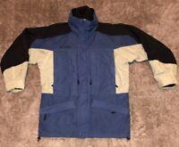 Columbia Sportswear Anchor Peak Double Lined Jacket Men's Sz S Fits Like Sz M